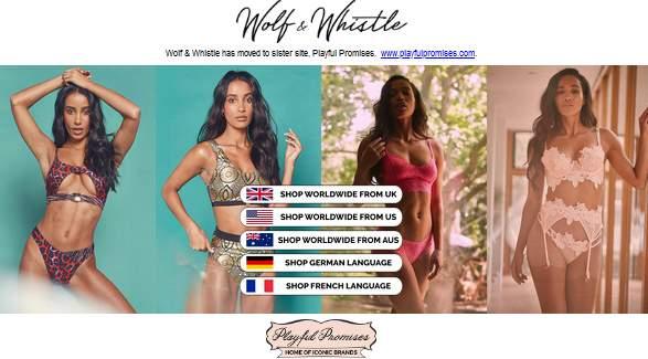 www.wolfandwhistle.co .uk