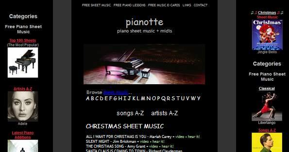 Pianotte