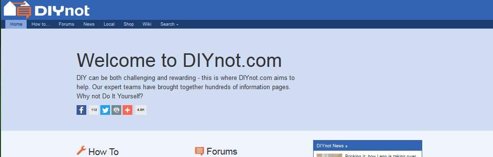 DIY Not