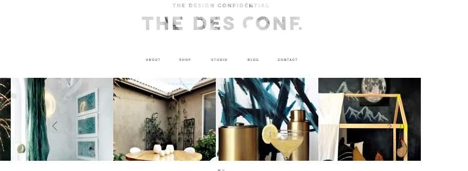 The Design Confidential