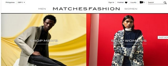 Match fashion